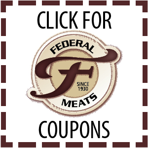 Federal Meats – Fresher is Better